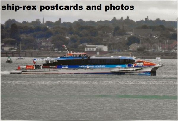 CYCLONE CLIPPER (Thames Clippers) photo